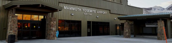 Mammoth Yosemite Airport Shuttle Service