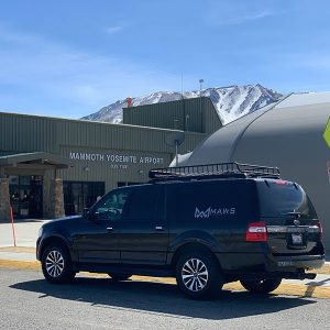MAWS Airport Transportation at Mammoth Yosemite Arport